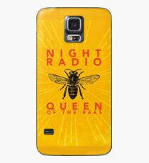 Night Radio - Queen of the Bees Album Cover Case/Skin for Samsung Galaxy