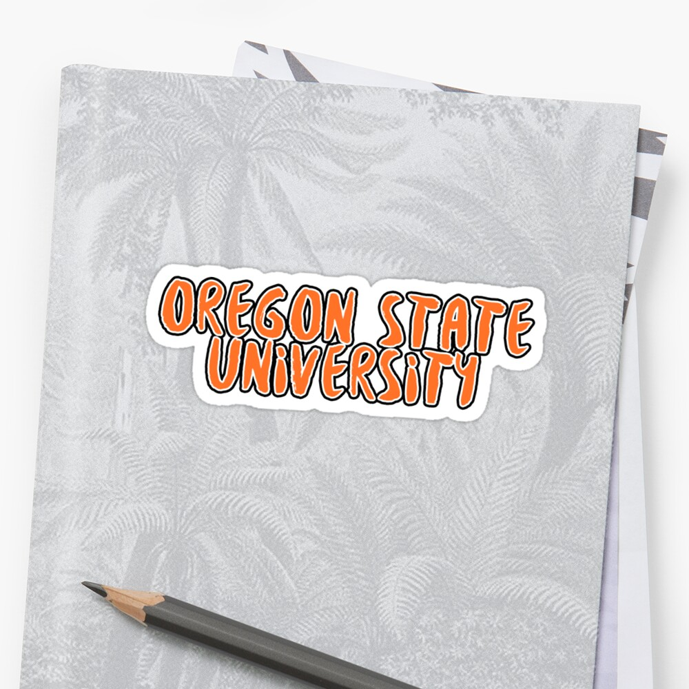 Oregon State - Style 37 by kayceecolleges2
