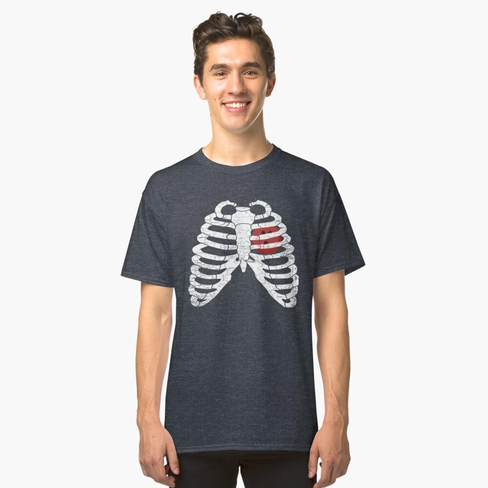 Ribs Bowling Classic T-Shirt Front