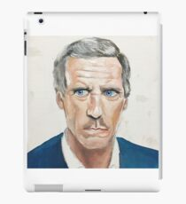 HUgh laurie iPad Case/Skin