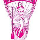 SUP Hawaii Pink by WEWEX