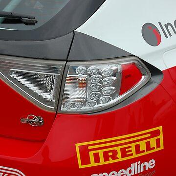 Subaru Rally Car by MarkJones