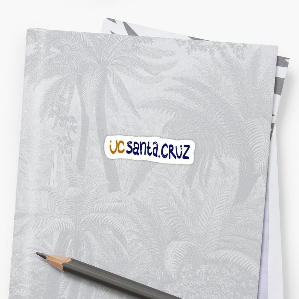 UC Santa Cruz by ari-art