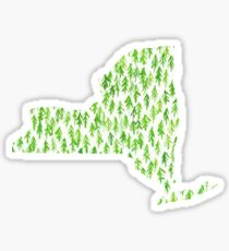 New York State Sticker