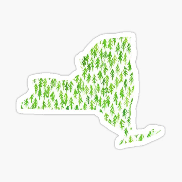 New York State Sticker
