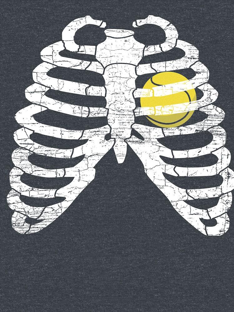 Ribs Tennis by Phoenix23