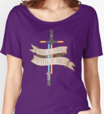 Balance The Force Women's Relaxed Fit T-Shirt