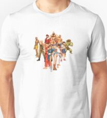 The Street Fighter Gang T-Shirt
