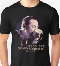 Good bye chester bennington T-Shirt
