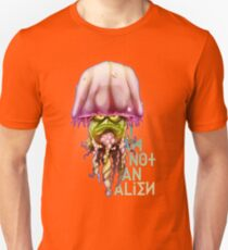 I AM NOT AN ALIEN, I'M A JELLYFISH (SERIES 2) T-Shirt