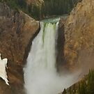 Lower Yellowstone Falls by doubleheader