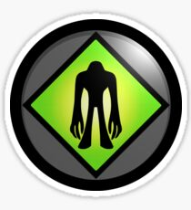 Ben 10 Reboot - Upgrade Icon Sticker