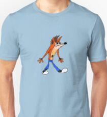 Woah Crash Bandicoot OneyPlays T-Shirt