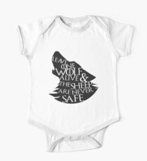 One Wolf Kids Clothes