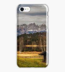 Mountain View, Austria iPhone Case/Skin