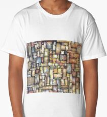 Bricks Long T-Shirt