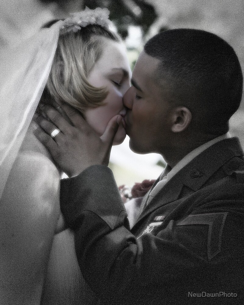 """""""You may kiss the bride..."""" by NewDawnPhoto"""