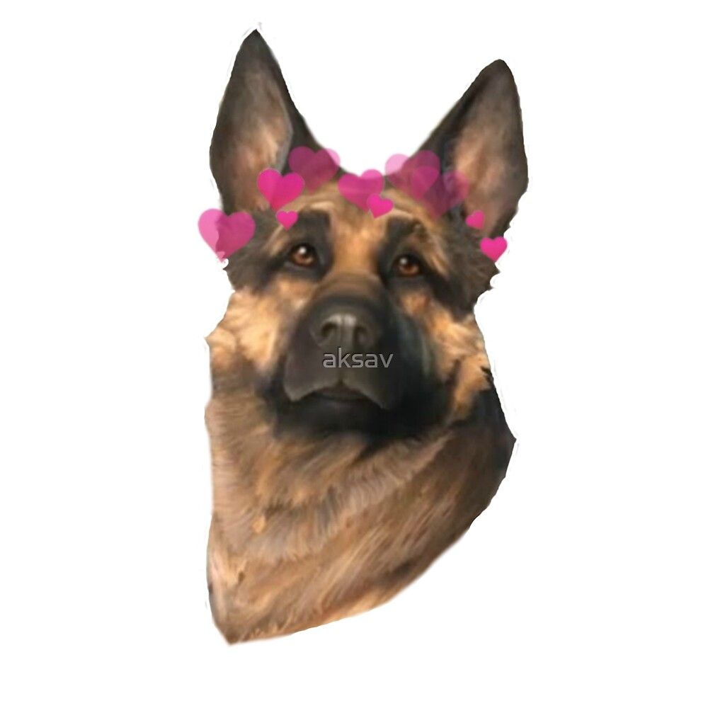 dogmeat with hearts by aksav