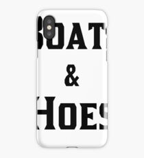 Boats & Hoes | OG Collection iPhone Case/Skin