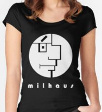 Milhaus Women's Fitted Scoop T-Shirt