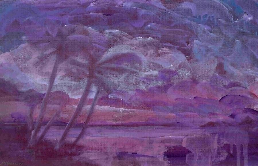 Landscape 36 by Nurhilal Harsa