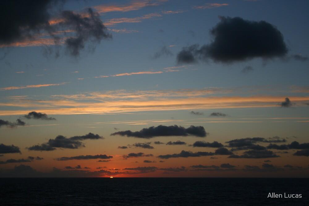At Sea by Allen Lucas