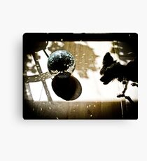 disco dede Canvas Print