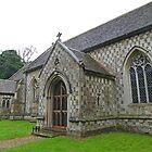 St John the Baptist Church, Papworth St Agnes by Graeme  Hyde