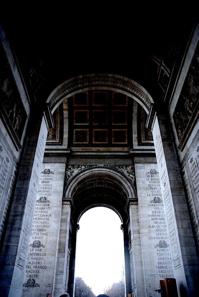 triumphal arch by Sukhaavatii