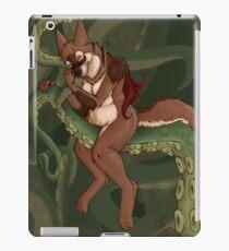 Tentacle Snuggles iPad Case/Skin
