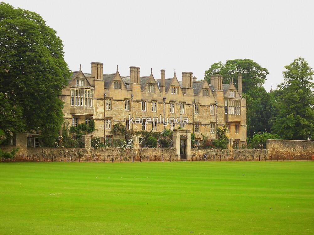Merton College by karenlynda