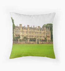 Merton College Throw Pillow