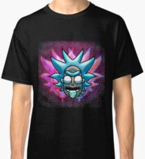 PSYCHEDELIC RIIIICK  Classic T-Shirt