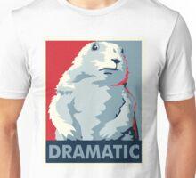 Dramatic Chipmunk Unisex T-Shirt