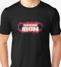 Pumping Iron, gym, fitness, weight training T-Shirt