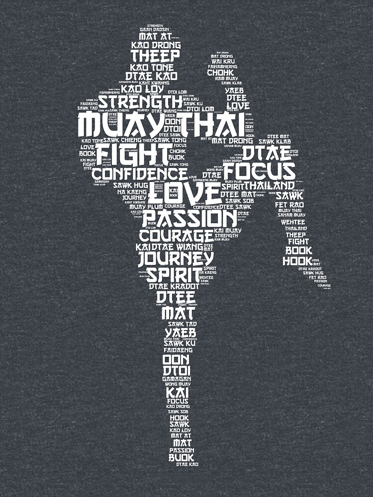 Muay Thai Words by Phoenix23