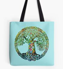 TREE OF LIFE - screaming spring    *find unlisted gems in my portfolio* Tote Bag