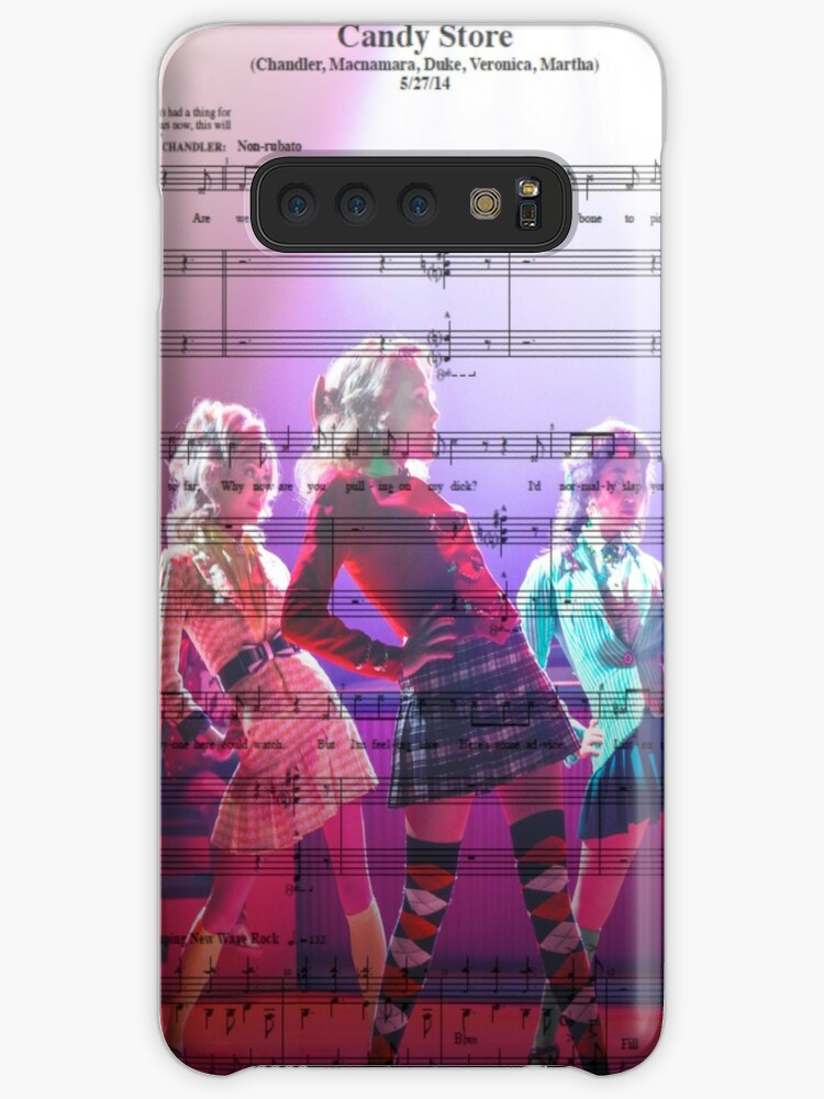 'Heathers - Candy Store Music' Case/Skin for Samsung Galaxy by  GoodbyeMrChris