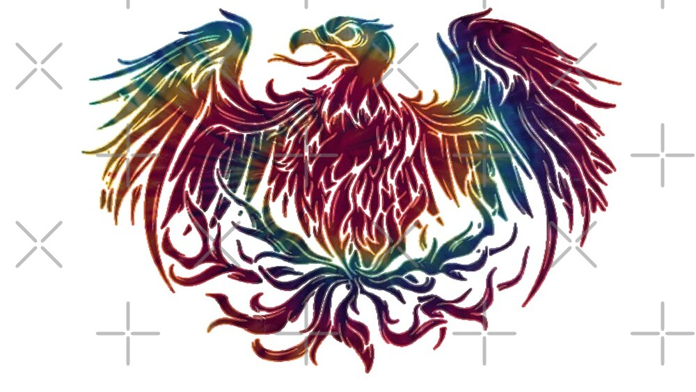 A Day To Remember Eagle (Tie-dye) by jakemurray21