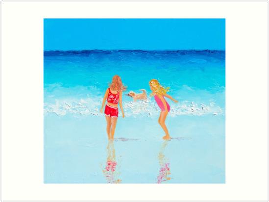 Water Play by MatsonArtDesign