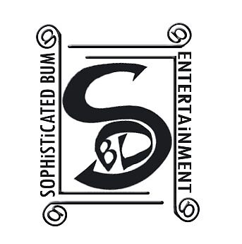 sophisticated bum entertainment logo idea by CREATiVEBRiLLiANCE