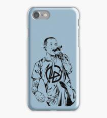 Chester Bennington Singing iPhone Case/Skin