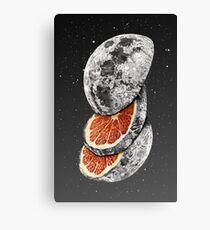 Mondfrucht Leinwanddruck