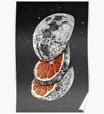 Mondfrucht Poster