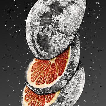 Mondfrucht von jamesormiston