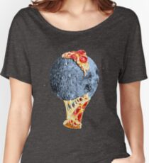 When the moon hits your eye... Women's Relaxed Fit T-Shirt