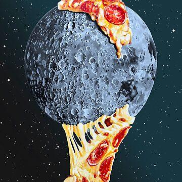 Wenn der Mond ins Auge fällt ... von jamesormiston