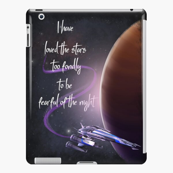 Fear Not this Night  iPad Snap Case