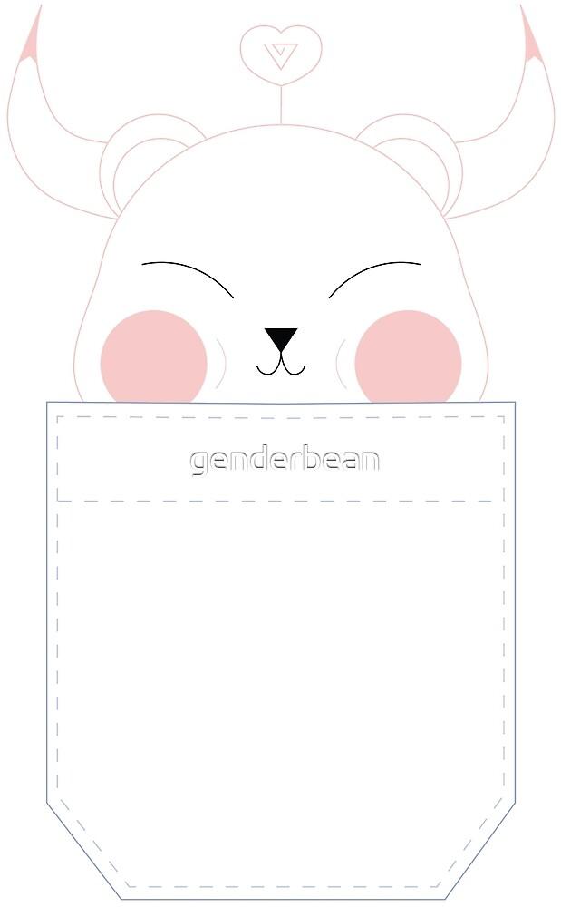 seventeen bonghamzzi bulls pocket tee by genderbean