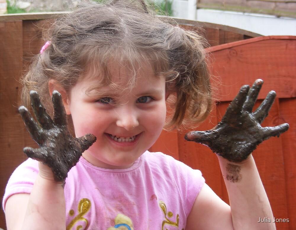 Dirty Hands by Julia Jones